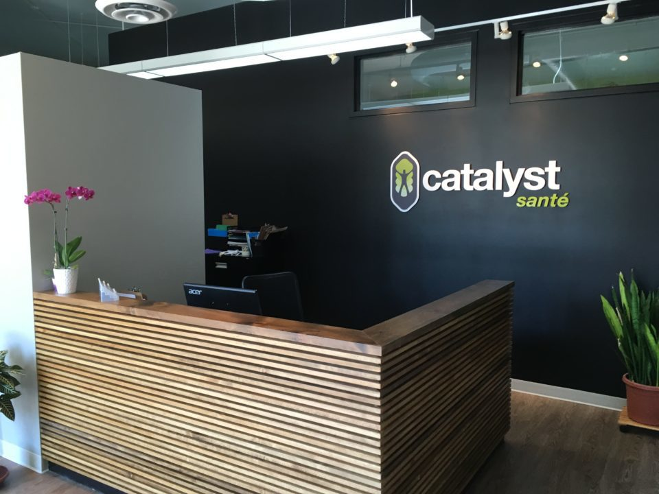 Catalyst Santé | A place for change